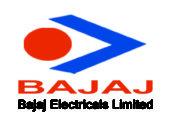 Bajaj Electrical